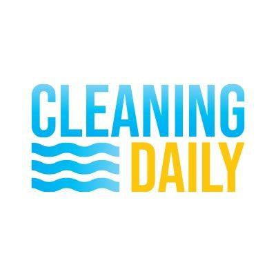 cleaning daily logo